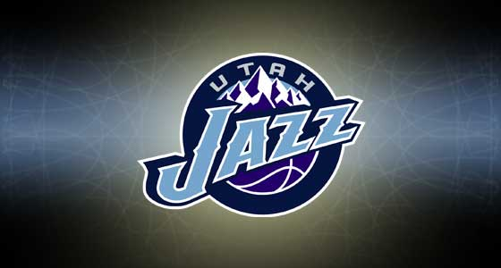 Utah Jazz NBA Basketball Logo