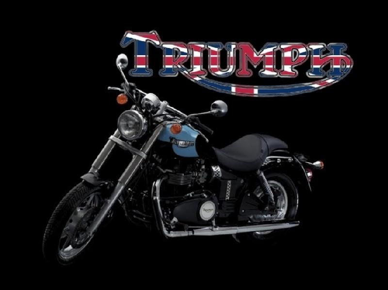 Cool Pix Pux: Triumph Motorcycles wallpaper